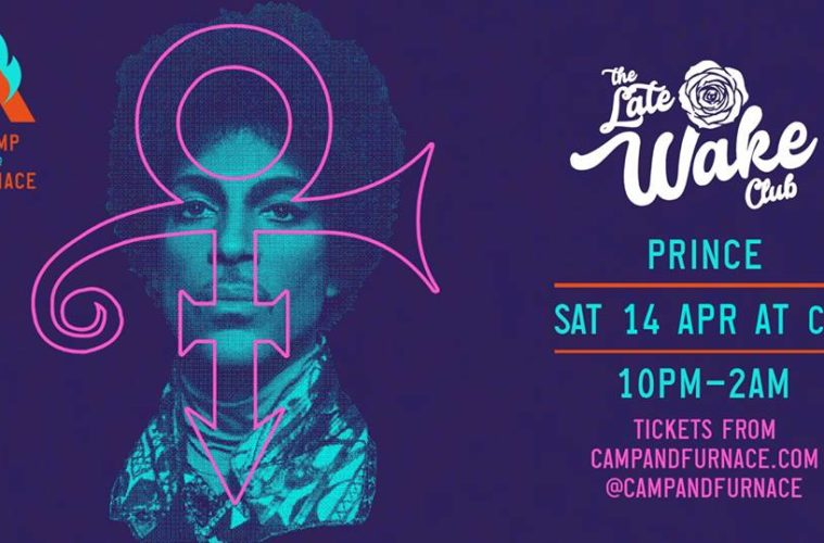 Celebrating the purple reign - massive Prince tribute night coming to Camp and Furnace 2