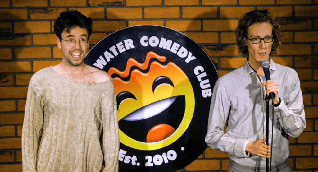 Hot Water Comedy Club Liverpool