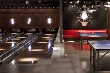 Lane7 Boutique Bowling Liverpool