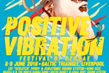 Positive Vibration Announce Lee 'Scratch' Perry, Roni Size & More For This Year's Festival