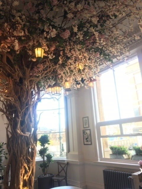 The Florist Liverpool 2018