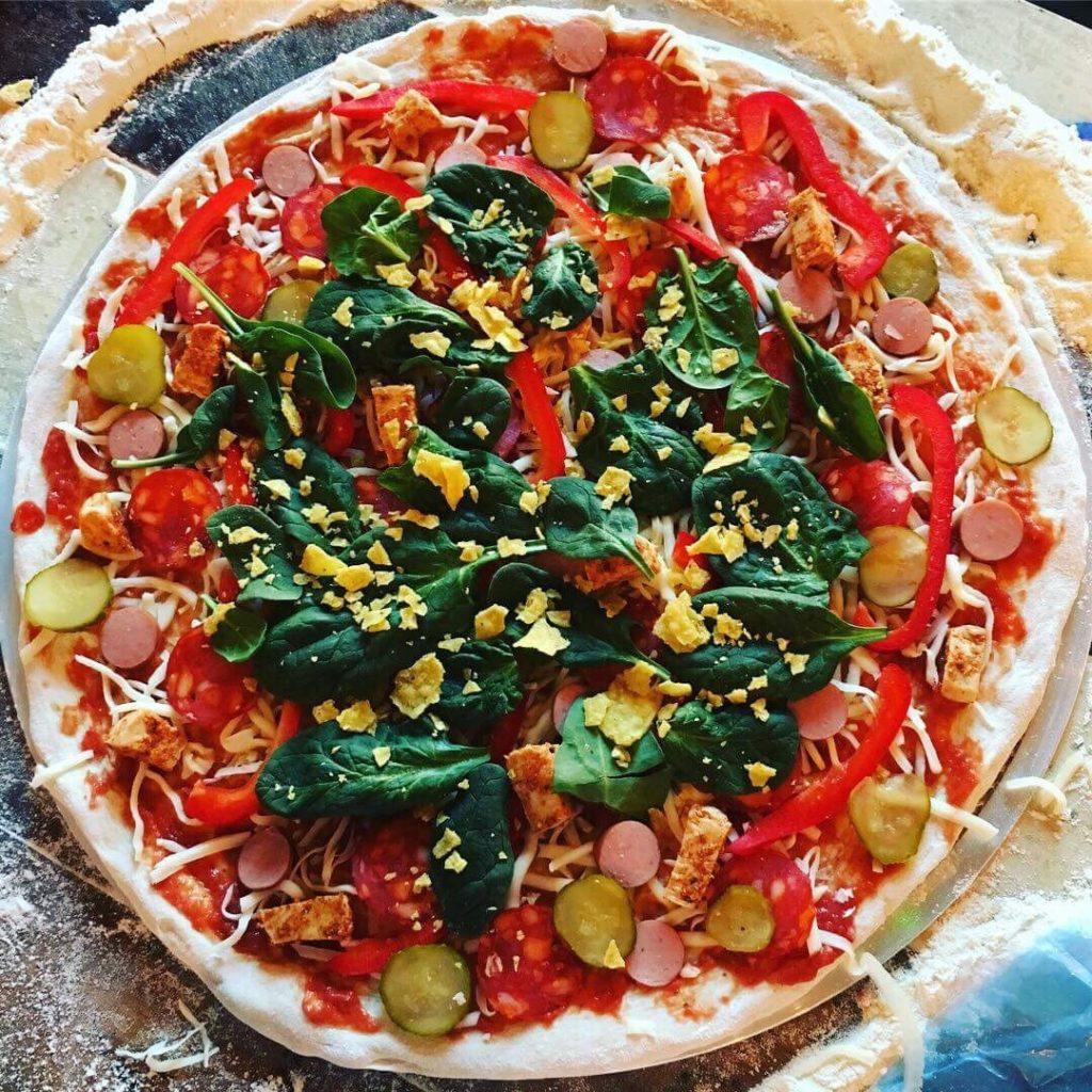 Crazy Pedro's Liverpool Pizza
