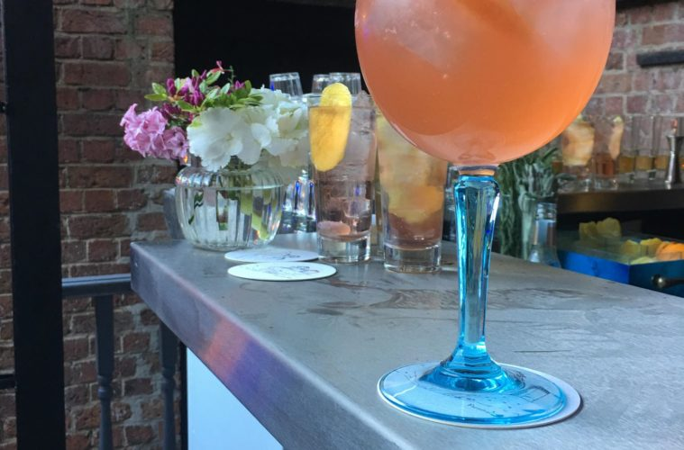 Fezziwigs Gin Yard Launches in Liverpool 3