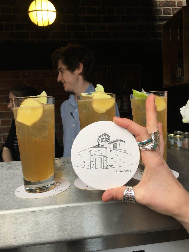 Gin Yard Fizziwigs Liverpool