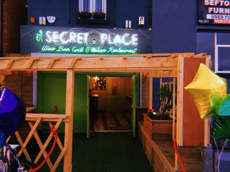 The Secret Place Liverpool