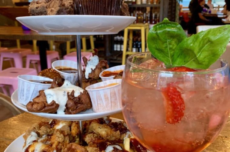 The Best Alternative Afternoon Tea's In Liverpool 3