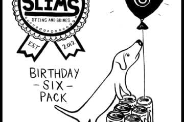 Salt Dog Slim's Sixth Birthday Party is Happening This Week