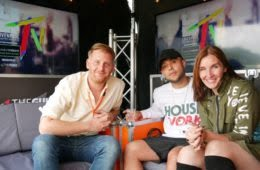 Jax Jones plays LIMF this weekend