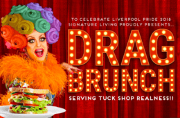 Altogether now: A drag brunch is coming to Liverpool's Pride weekend