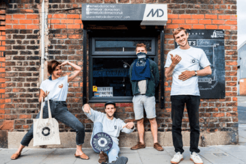 Liverpool's Melodic Distraction Radio Station Launch Kickstarter Campaign 1