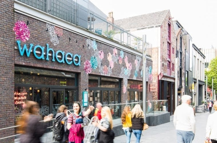 Wahaca & El Bandito launch Mexican bar residency in the heart of Liverpool 1