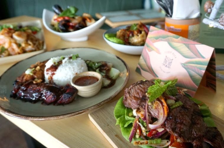 Tiger Rock Hawker Launches Its Christmas Menu With A Difference 1