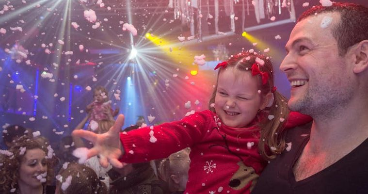 Big Fish Little Fish Family Rave Returns For Christmas Edition