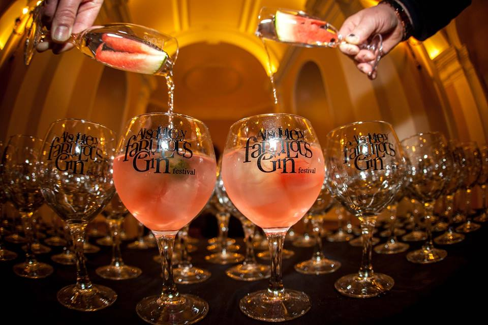 Celebrate Gin at Christmas Liverpool