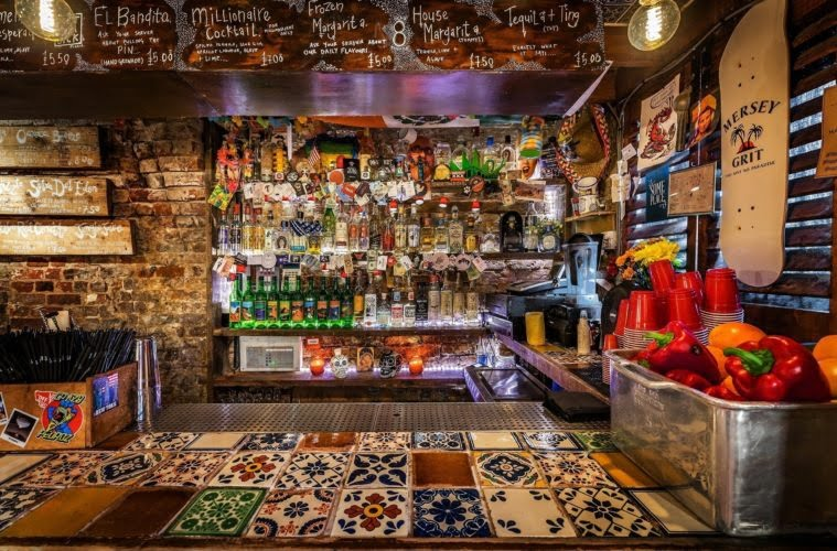 Why You Need To Visit El Bandito Tequileria & It's Liverpool One Pop Up Bar 1
