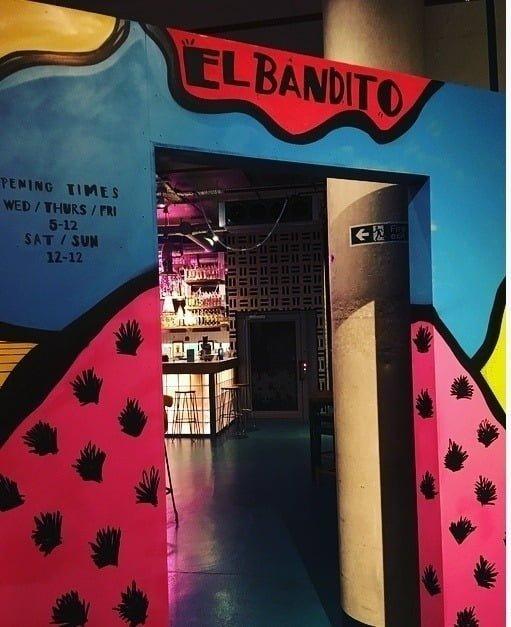 El Bandito Pop Up Wahacha Liverpool