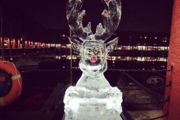 Royal Albert Dock Christmas Extravaganza 1