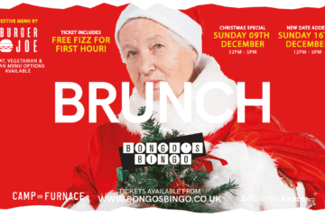 New Xmas Brunch Bongo's Bingo Date Announced