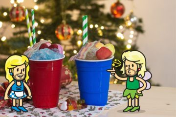 Bongo's Festive Party House - drinks