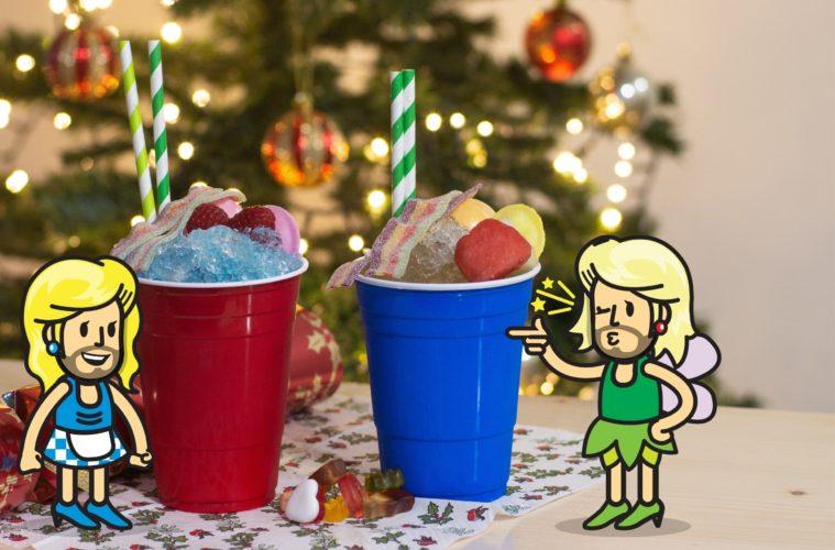 Bongo's Festive Party House - drinks