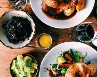 Maray Liverpool Sunday Roast
