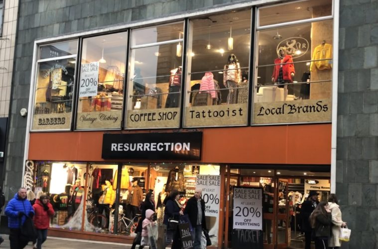 Dig Vinyl Relocating To Resurrection Bold Street 1