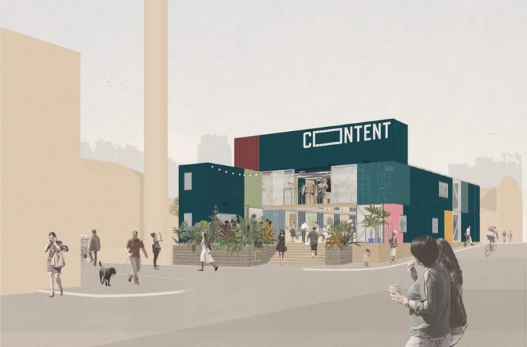 New Multi-Purpose 'Shipping Containers' Space Coming To Baltic Triangle