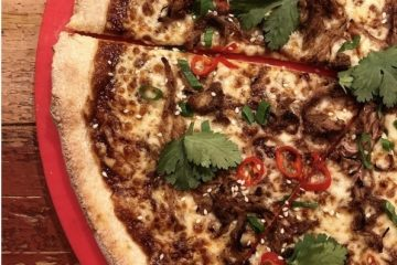 Crazy Pedro's Chinese New Year Pizza Special