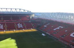 Liverpool FC Stadium Tour 4