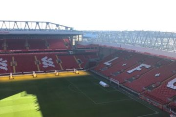 Liverpool FC Stadium Tour 4