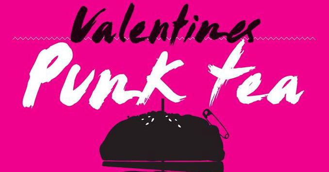 The Baltic Social Valentines Punk Tea Liverpool