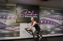 New State-of-the-Art Fitness Studio Opens At Suites Hotel & Spa