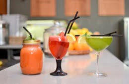 Over 100 Healthy Juice Blends Available At Liverpool's Only Dry Bar The Brink