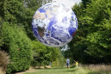23ft Replica Earth Installation Coming To Liverpool Cathedral