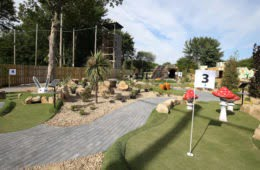 State-of-The-Art Mini Golf Course Opening At Otterspool Adventure