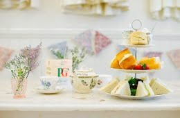 PG Tips Launches Pop-Up Complimentary Dairy-Free Afternoon Tea In Liverpool