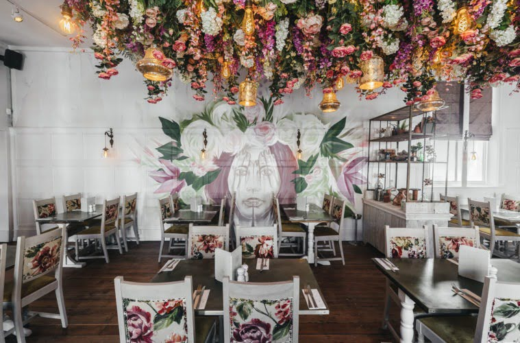 Blooming Fabulous First Birthday Planned For The Florist