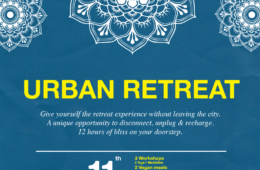 12 Hours of Bliss At The Unitarian Church This May