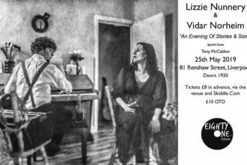lizzie nunnery & Vidar Norheim