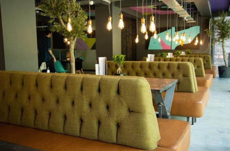 Brockbank and Mellor Bar Liverpool