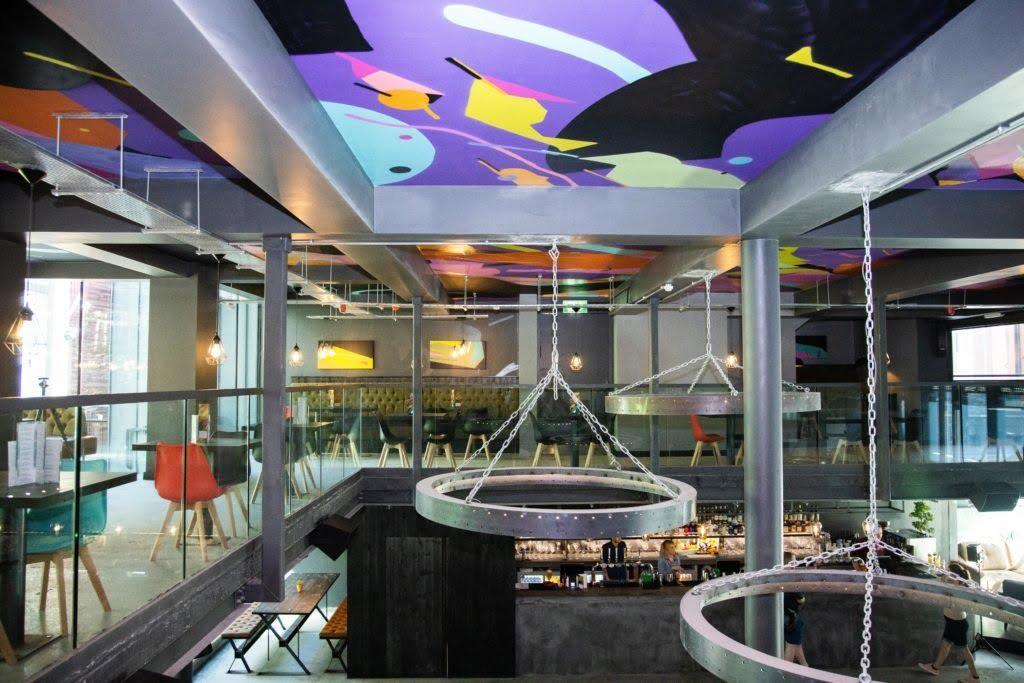 Brockbank and Mellor Bar Restaurant Liverpool