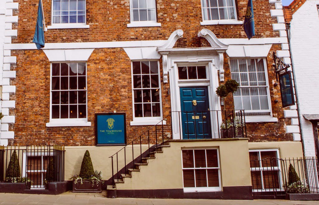 Chester Townhouse boutique hotel