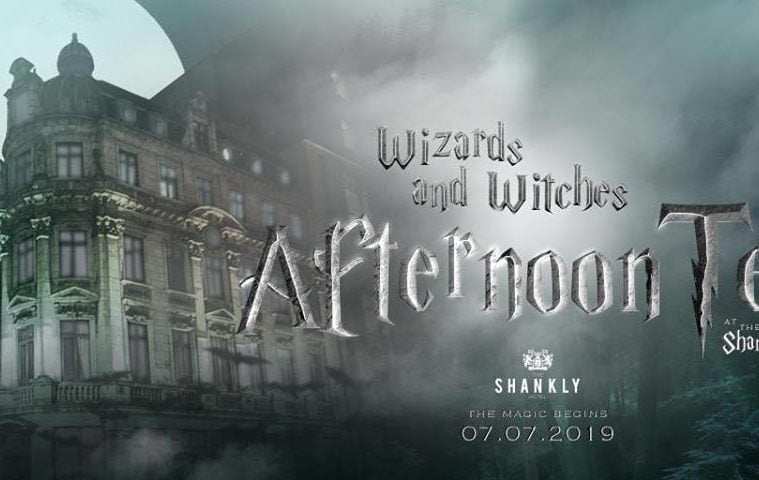 Harry Potter Themed Afternoon Tea At The Shankly Hotel