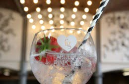 Fabulous Gin Company Pink Gin launch
