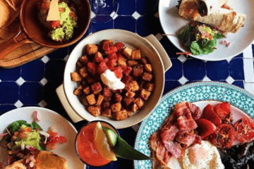 Revolucion de Cuba Liverpool Bottomless Brunch