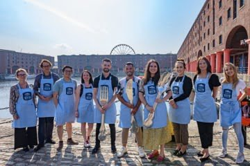 Royal Albert Dock Food Festival Feast
