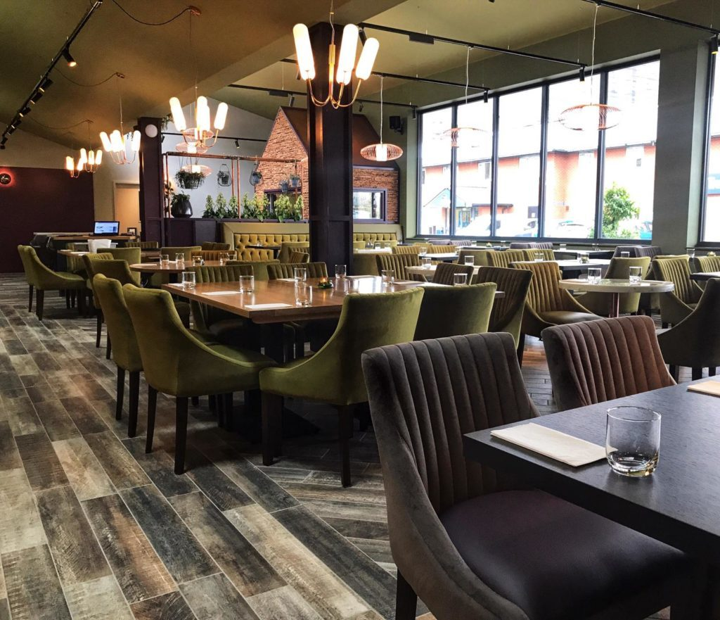 Delifonseca Restaurant Dockside