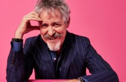 Griff Rhys-Jones Liverpool Comedy Festival 2019