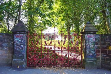 Strawberry Fields Liverpool