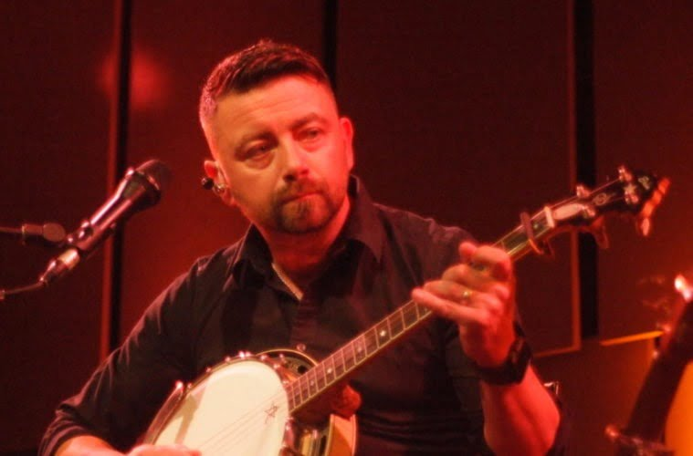 Damien O'Kane and Ron Block Liverpool Philharmonic